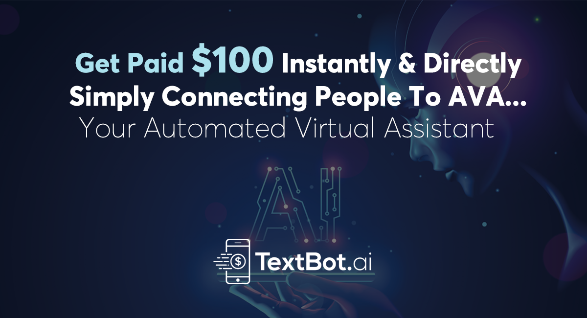 Our AI SMS Chatbot Wants to Pay You $100!