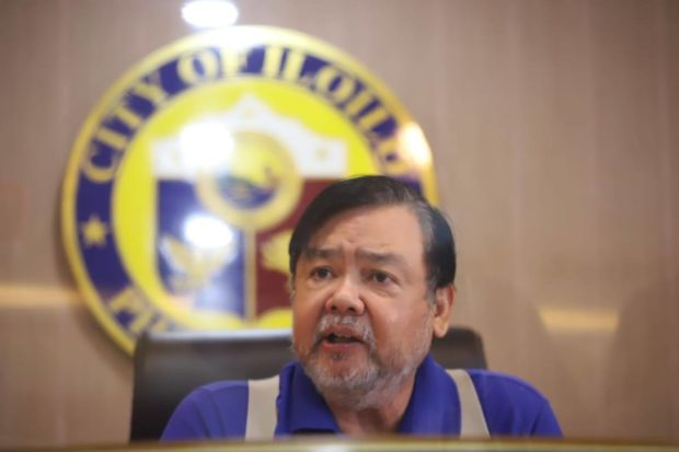 Iloilo City mayor to Duque: Resign for the sake of the country   Inquirer News