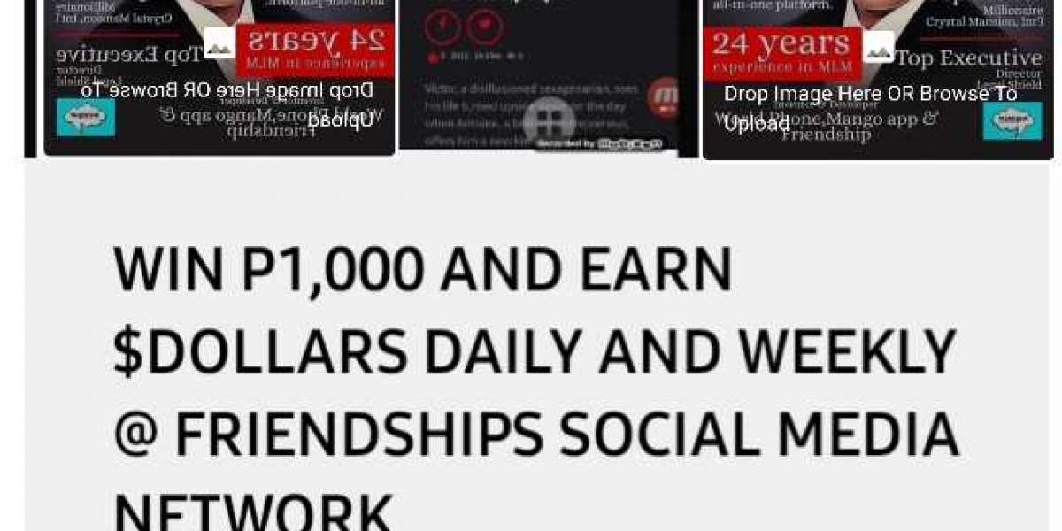 Win P1000 a d eran $Dollars From Friendship All In One Social Media Network
