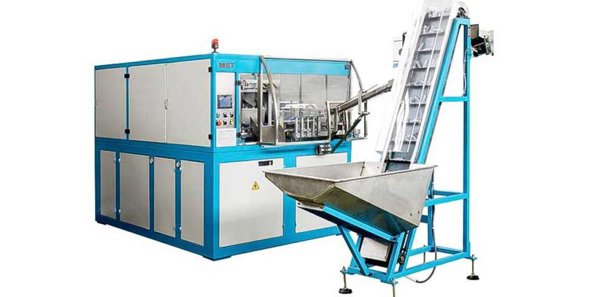 What are the Advantages of Bottle Bloing Machines