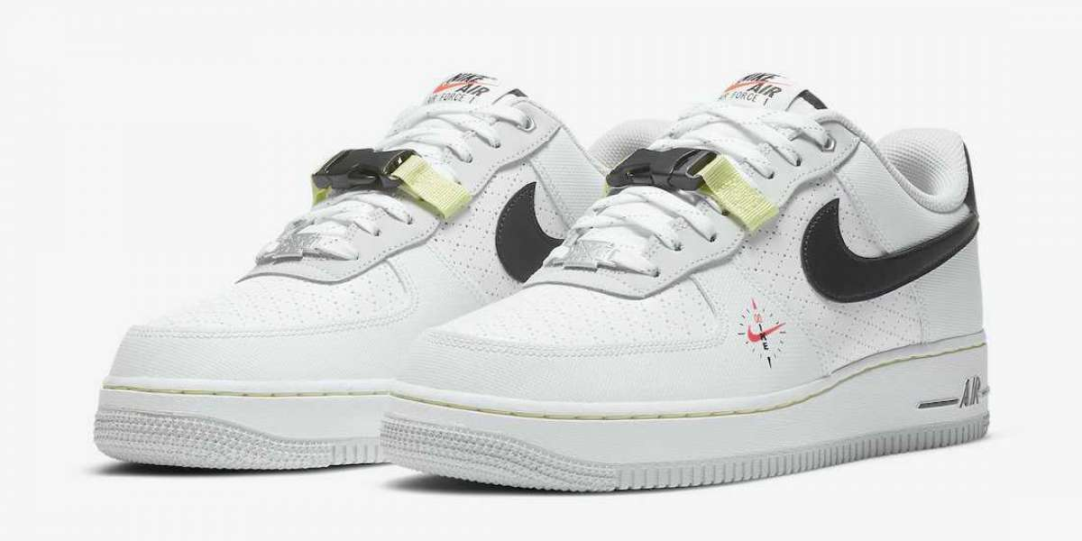 """Brand New Nike Air Force 1 Low """"Fresh Perspective"""" DC2526-100"""