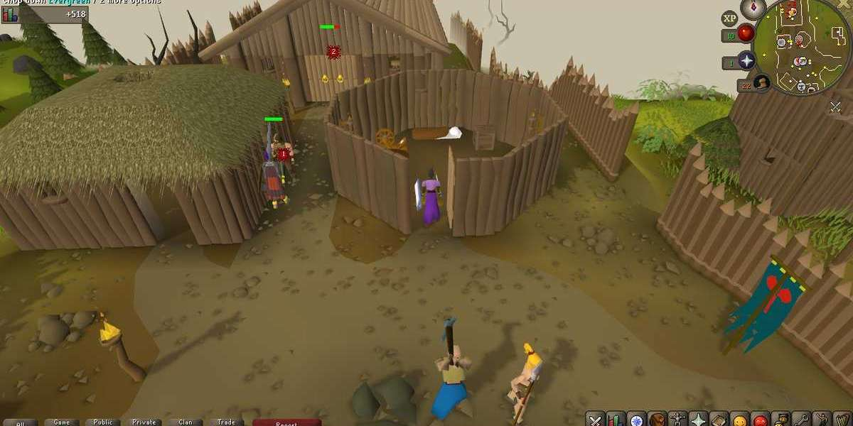 I have recently decided to play RuneScape