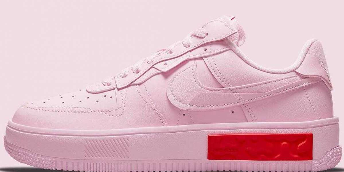 Nike Air Force 1 Fontanka Valentine's Day Colorway Coming Soon