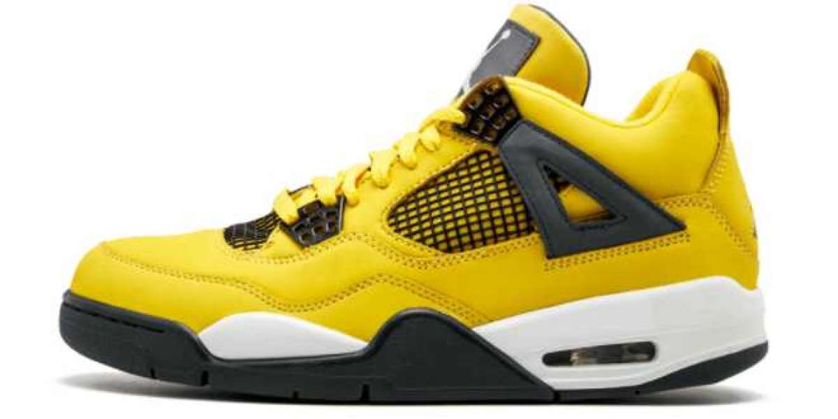 "Are you still worried about not being able to buy Air Jordan 4 Retro ""Lightning"" Basketball Shoes CT8527-700?"