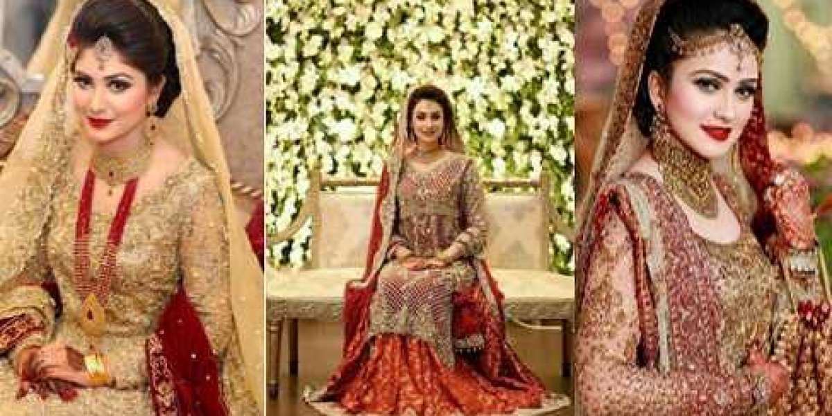 Buy Bridal Collection Online In Pakistan